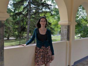 От Wellesley College до София!