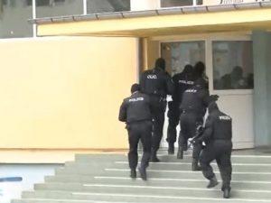 Антитерористично учение се проведе в училище в Бургас