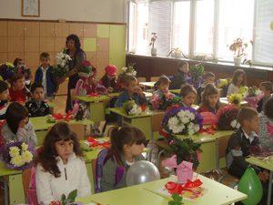 Каква информация дава психологическия тест при децата в първи клас