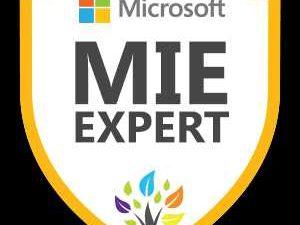 Запишете се за програмата Microsoft Innovative Educator Expert