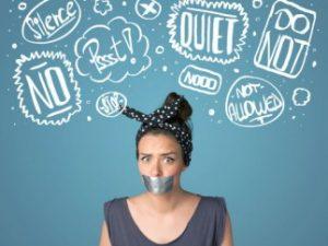 Правило номер едно в университета, но и в живота: Мълчиш си!