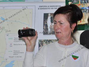 Учителка от Хасково преподава история като спектакъл