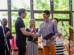 Пълният отличник Павел Ковачев от София продължава образованието си в Италия