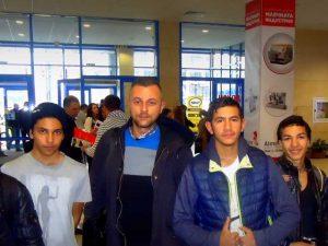 Ученици от столична гимназия участваха в международно изложение