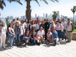Български учители от чужбина посетиха Йерусалим