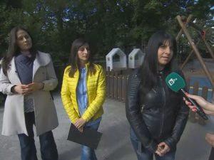 Родители излязоха на протест срещу зачестилите прояви на насилие сред децата