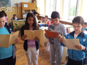 Над 200 ученици ще участват в маратона на четенето по случай Световния ден на водата