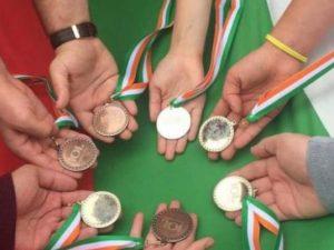Родни ученици грабнаха 6 медала от от XIV-ата Жаутиковска олимпиада
