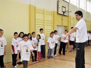 Новите технологии в обучението по физическо възпитание