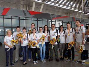 Отличия от XIV международна олимпиада по математическа лингвистика