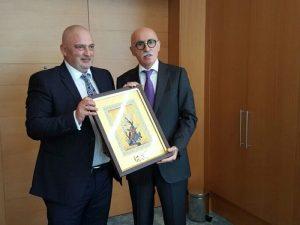 Сътрудничим си с Азербайджан в областта на образованието