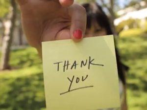 #Кажи Благодаря – предизвикателството да бъдем по-добри