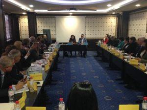 Работна среща на регионалните управления на образованието