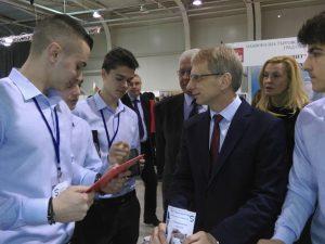 Ученическите фирми са пример за връзката образование – бизнес