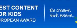 Конкурс на ЕК за детско интернет съдържание