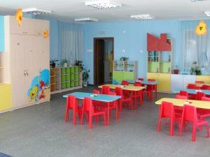 Детските градини работят при нормални зимни условия