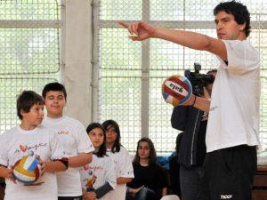 Oще една спортна звезда стана учител