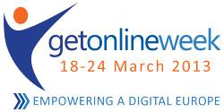 Get Online Week 2013 ще създаде местни партньорства за дигитални работни места
