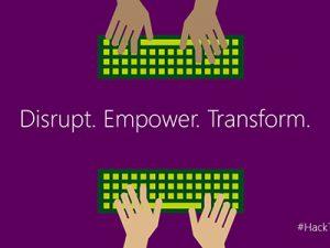 Онлайн събитие на Майкрософт Hack the Classroom – 30 януари