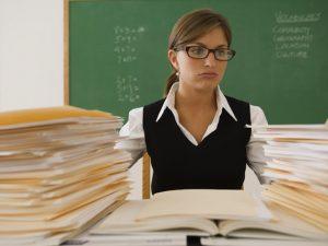 Намалява административната тежест за учителите
