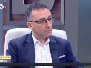 Зам.-министър Диян Стаматов: Има проблем с концентрацията