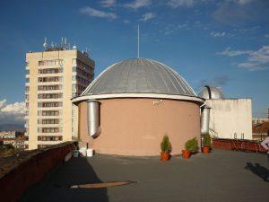 Планетариумът в Ямбол закупи четири нови телескопа за учебни цели