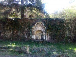 Скелетът на духовното училище в Черепиш…!