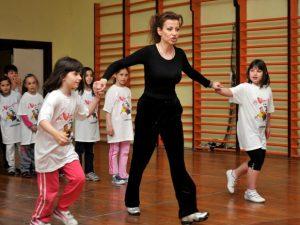 Илияна Раева преподава на първолаци