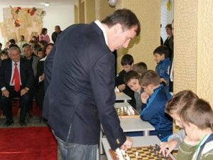 Откриха шахматната учебна година в Сливница