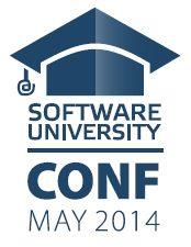 Предстои SoftUni Conf May 2014 – конференция за софтуерни инженери