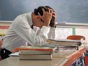 """Учителите са сред най-честите жертви на """"бърнаут"""""""