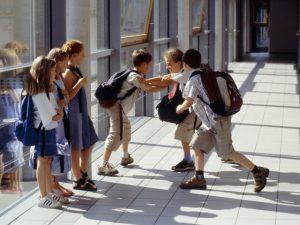 Сериозен ръст на отчетеното насилие между деца