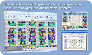Лесният начин да подготвите Вашата програма – aSc Timetables