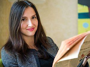 27-годишна e министър на образованието на Швеция