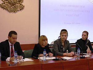 Проф. Клисарова: Работата по закона върви добре