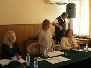 Министър Клисарова откри Националното съвещание на директорите на извънучилищните педагогически учреждения