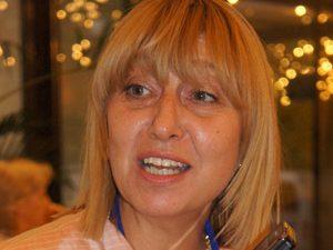 Проф. Клисарова на посещение в Дупница
