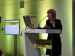 Проф. Клисарова: Дуалната система ще даде нужните компетенции за реализация в живота