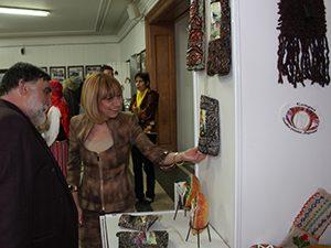 Училището в Сейдол откри изложба в МОН