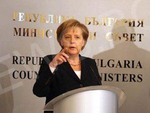 Ангела Меркел стана учител