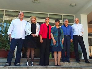 Зам.-министър се срещна с представители на Асоциацията на Икономическите училища в България