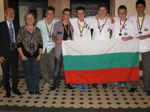 С шест медала се върнаха младите астрономи от Литва