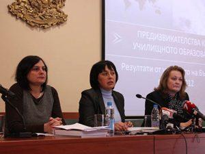 Зам.-министър и директори обсъдиха професионалното образование и обучение в област Плевен