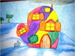 "Конкурс за детска рисунка ""Нарисувай любима приказка"""