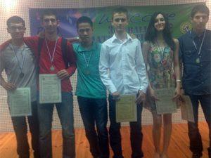 Шест медала за България от Балканската олимпиада по математика