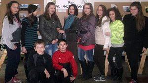 Ученици от Берковица подредиха свои снимки в изложба
