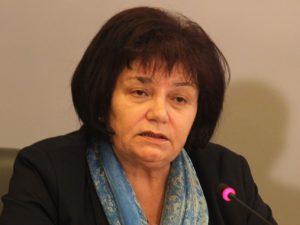Янка Такева: Необходима е промяна и в кадровото обезпечаване