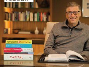 Бил Гейтс и най-добрите книги, които е прочел през 2014 г