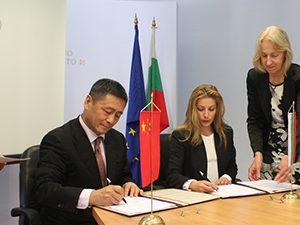 Проведе се XIV сесия на българо-китайската комисия за научно и технологично сътрудничество