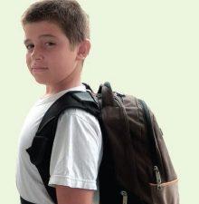 Изборът на чанта за първокласника е от особена важност